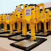 1ère rencontre de la First Lego League en Alsace