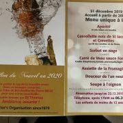 Réveillon de la Saint Sylvestre 2019-2020 à Bitschwiller-lès-Thann