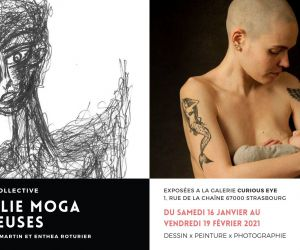 Nathalie Moga x Soyeuses