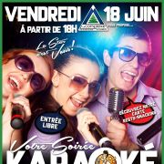 Karaoke resto lounge bar