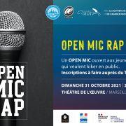 Open Mic Rap - Festival OQP à Marseille