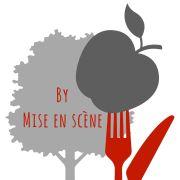 Restaurant éphémère Estival au milieu du Verger à la Pommeraie - Mise en Scène
