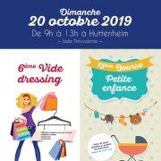 Vide-dressing à Huttenheim 2019