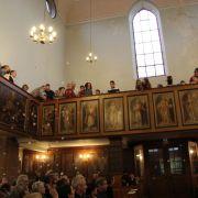 Eglise ouverte