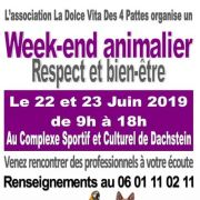 Week-end Animalier Respect et bien-être