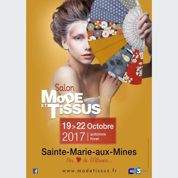 Salon mode tissus 31 edition autome hiver 2017 - Salon mineraux sainte marie aux mines ...