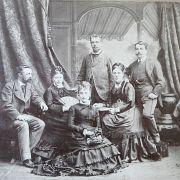 La vie quotidienne de la noblesse alsaceinne au XIXè siècle