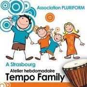 Percussions Africaine Parents et Enfants Tempo Family ! Séance découverte gratuite !