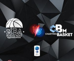 Mulhouse Basket Agglomération - CBM Chartres Basket