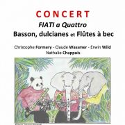 Concert de FIATI a QUATTRO