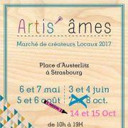 Marché des créateurs locaux Artis\'âmes
