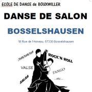 Cours de danse de salon : débutants et perfectionnement