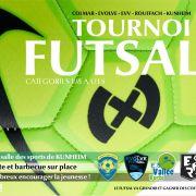 Tournoi Kunheim Futsal