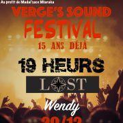 Verge\'s Sound Festival