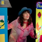 Nomi-Nomi au Théâtre Lepic avec le spectacle pour enfants Dans Ma Ville