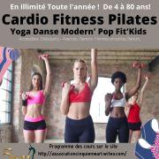 BodyBel Fitness Pilates et Danse avec Hayette
