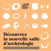 Ouverture de la nouvelle salle d\'archéologie