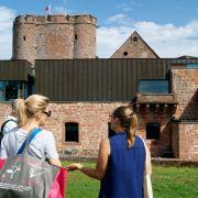 Visites flash du Château du Lichtenberg