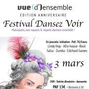 Festival Dansez Voir - Édition Anniversaire