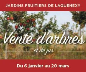 Vente d\'arbres fruitiers