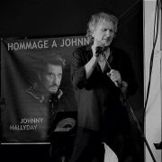 Hommage à Johnny Hallyday