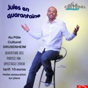 Jules en quarantaine