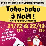 Tohu-Bohu à Noël