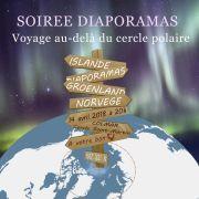 Soirée diaporamas : Voyage au-delà du cercle polaire