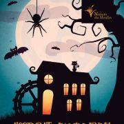 Halloween : nocturne au Vivarium du moulin