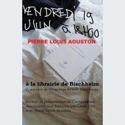 Lecture présentation du livre Conversation Journalière