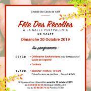Fête des Récoltes 2019 de Valff