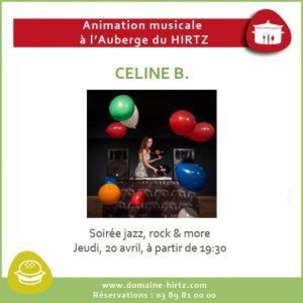 C line b wattwiller jazz domaine du hirtz for Minimaliste electro