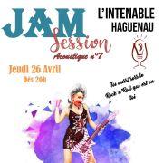 Jam Session acoustique n°7