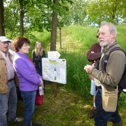 Découvrons la nature sur le sentier du sanglier à Grussenheim
