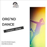 Org\'nd Dance