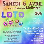 Loto à Mollkirch 6 avril