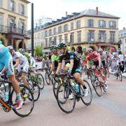 Mulhouse Accueille Le Tour De France Pour La 15e Fois