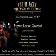 Favino Lorier Quartet