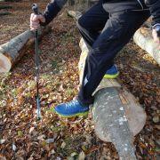 Trail fitness à Leimbach