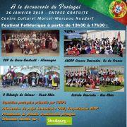 Folklore Portugais Estrela Dourada - A la découverte du Portugal
