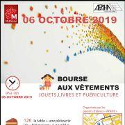 Bourse aux vêtements, livres, jeux, jouets et puériculture à Mulhouse