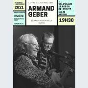 Dîner concert avec Armand Geber