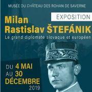 Milan Rastislav ŠTEFÁNIK, jeune diplomate slovaque et européen