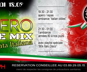Soirée Italo mix