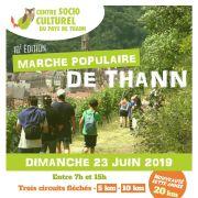Marche populaire de Thann 2019