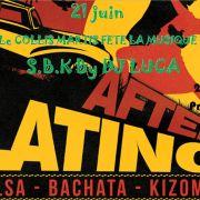Fête de la Musique spéciale SBK, Latino, Merengue, Kuduro avec DJ Lucas