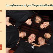 Stage résidentiel d\'été « La confiance en soi par l'improvisation théâtrale »