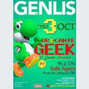 Brocante Geek & Jouets Anciens