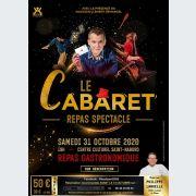 Le Cabaret - Repas Spectacle