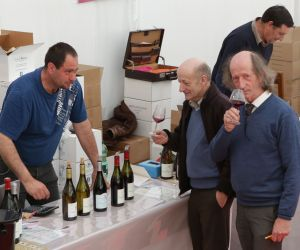 Le salon des vignerons de France